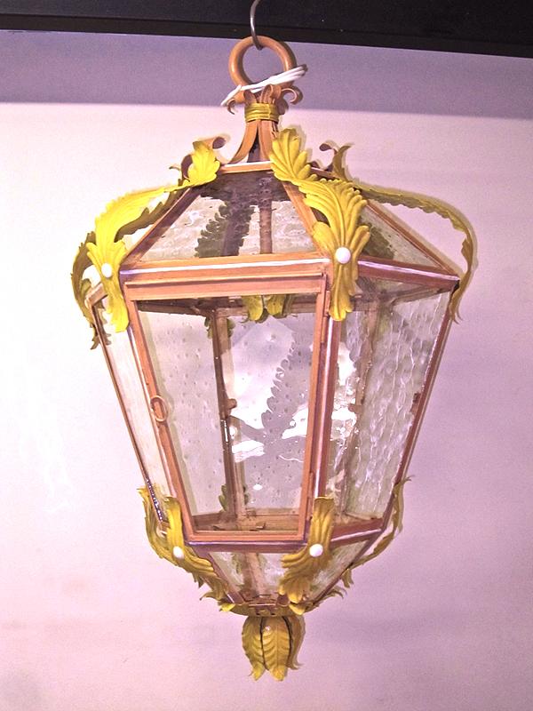 Lampione a sospensione cod153