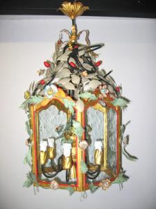 Lampione a sospensione cod38