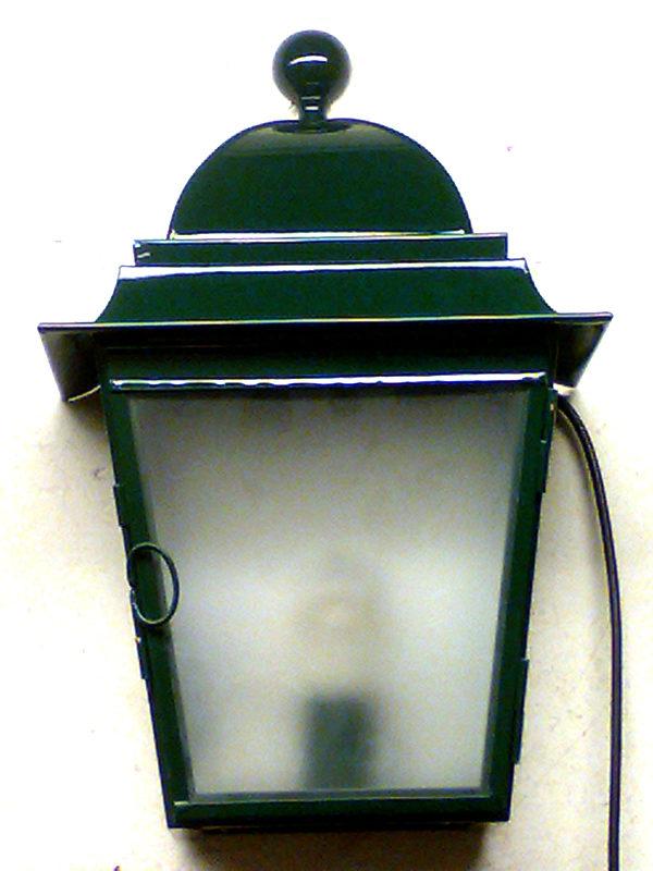 Lampione da parete cod124