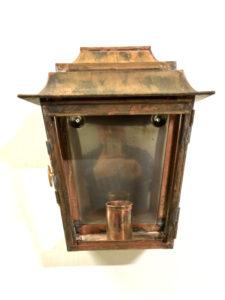 Lampione da parete cod247