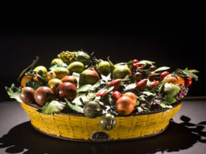 Centrotavola con frutta cod223