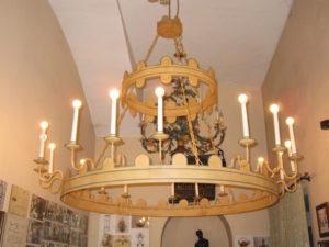 LAMPADARIO 18 LUCI COD181