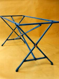 tavolo zampa di capra COD169