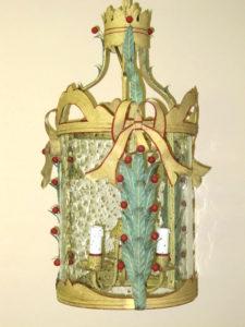 Lampione a sospensione cod151