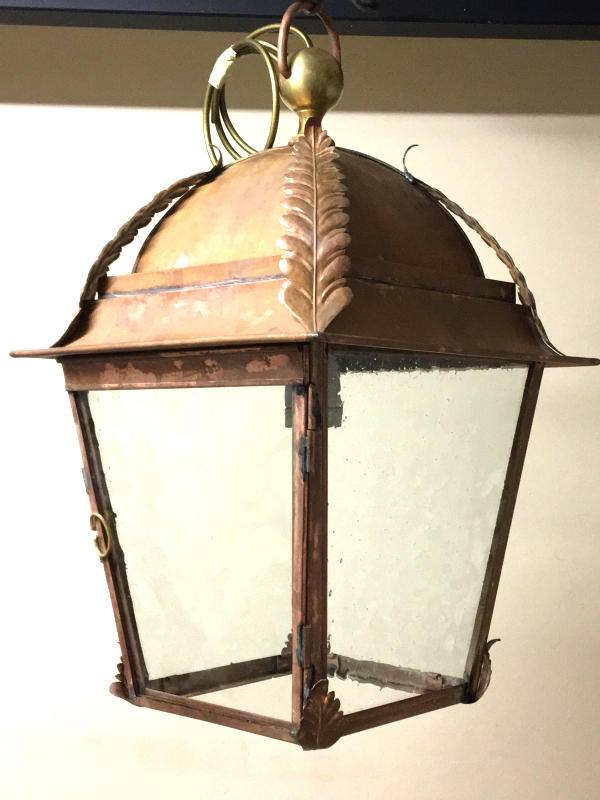 Lampione da androne cod226