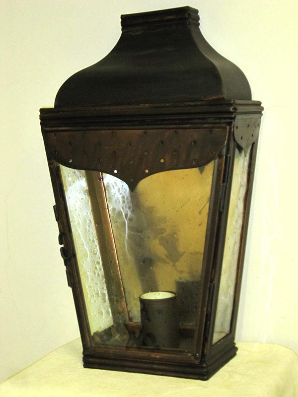 Lampione da parete cod204