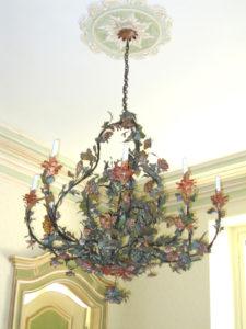 LAMPADARIO MODELLO 700 COD188