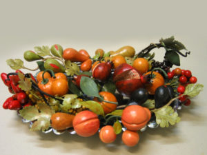 Vassoio con frutta cod129