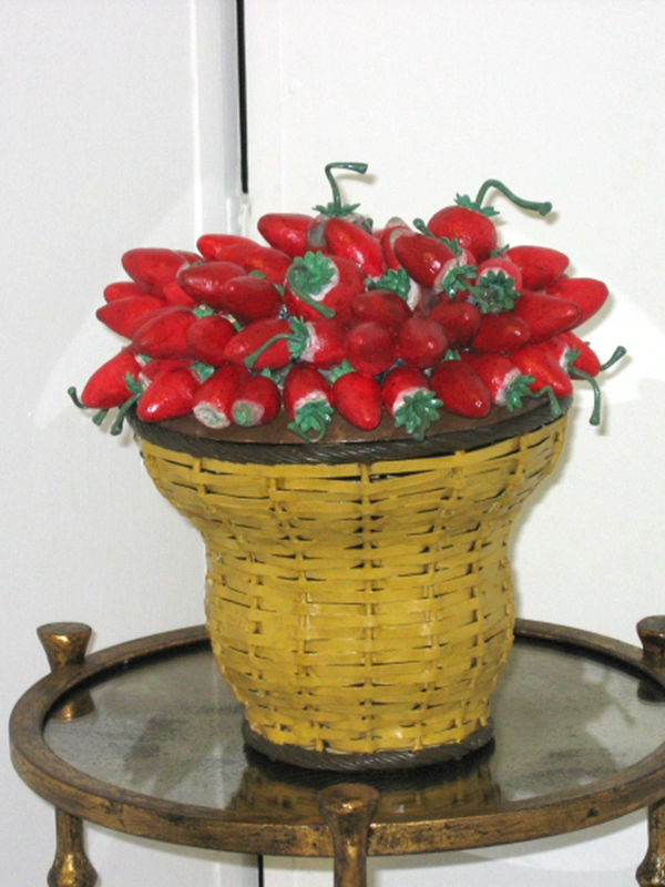 cesto di fragole cod117